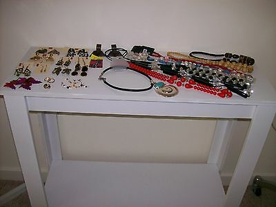 Jewellery Lot Bulk Necklaces and Earrings 26 pieces