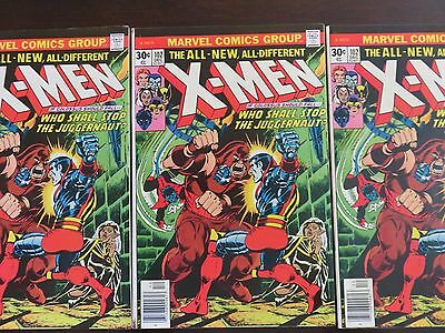 The X-Men #102 (Dec 1976, Marvel) VERY HIGH GRADE 8.5 VF++
