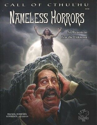 Call of Cthulhu RPG: 7th Edition Nameless Horrors