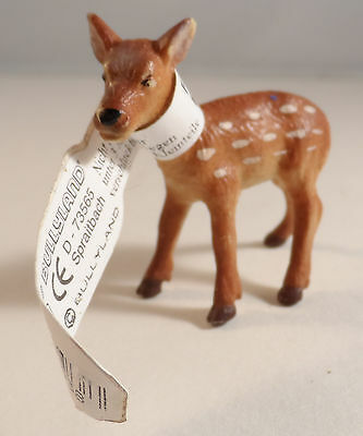 Bullyland Vintage Fawn Made in Germany New With Tag