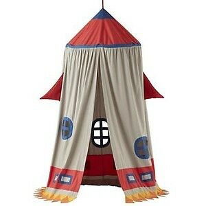"Kids Fabric Hanging Play Tent By ""land Of Nod"""