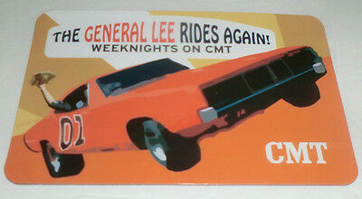 The General Lee Rides Again Magnet CMT Dukes of Hazzard