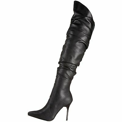 Rampage-11 Womens Black Boots
