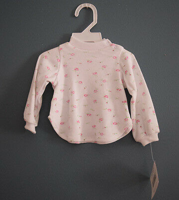 "Madame Alexander Middleton Rosebud LS Tee Brand New For 19"" to 22"" Baby Dolls"