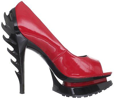 Flame 21 Highest Heel Womens Heels US Size