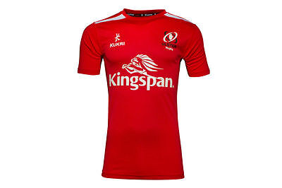 Ulster Rugby Mens Red Performance Gym Tee 2016-17 - FREE Same day dispatch