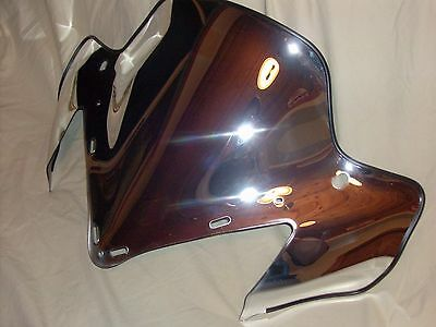 New Yamaha Snowmobile Windshield Chrome Out Nytro Rx1 Rs Vector Rs  Rx Warr