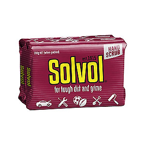 Solvol Bar Soap Twin Pack (24 bars per carton) x 1 Cartons