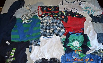 Boys Size 6 Bundle 32 items lots of New Ones Too