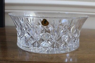 "Waterford Crystal 9.5"" Ferndale Bowl"