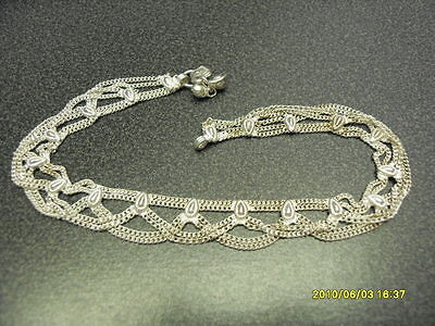 Genuine Indian Gypsy Anklet Ankle Bracelet Ankle Chain Traditional Design C2