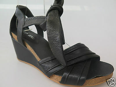 Top End - new ladies leather sandals size 37 / 6.5 #7