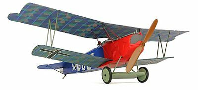 AZSA1800 Ares Small RC Micro Plane Fokker D.VII Ultra-Micro RTF Ready To Fly New