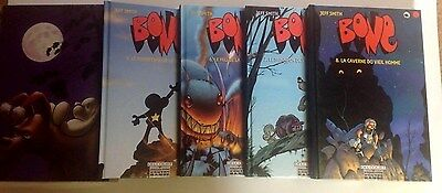 BD BONE tomes 1 à 8 Jeff SMITH Delcourt 8 BD