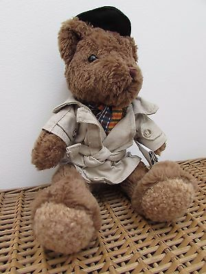 The Teddy Bear Collection-Dick The Detective With His Jacket Hat And Paper No 36
