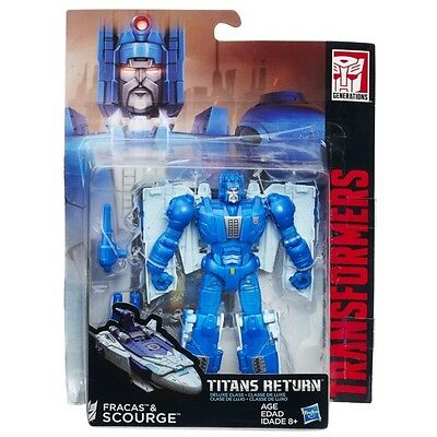 Transformers Titans Returns: Scourge - Deluxe Class