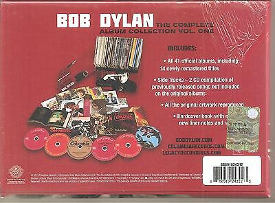 """BOB DYLAN """"The Complete Album Collection Vol. One"""" 47CD Box sealed"""