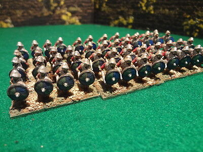 15mm A+ ptd DBM/FOG/DBA Ancient carolingian infantry *48