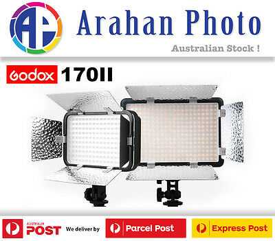Godox Professional LED Video Light   LED170II Continuous Lighting