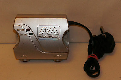 TV Aerial Amplifier 2 Way Booster Mains Powered