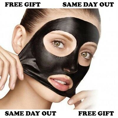 ONE1X Purifying Blackhead Remover Peel-Off Facial Cleaning Black Face Mask 50ml