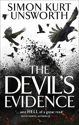 Simon Kurt Unsworth - The Devil's Evidence (Paperback) 9780091956547