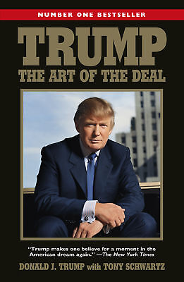 Donald Trump - Trump: The Art of the Deal (Paperback) 9781784758240