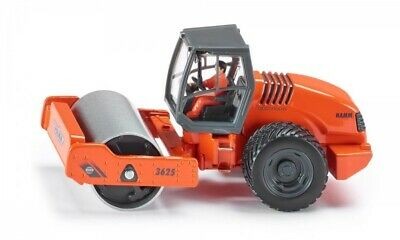 Siku 3530 Vibrations-Walzenzug Walze Hamm 1:50 orange