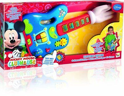 IMC Toys Mickey Mouse Guitare avec effets