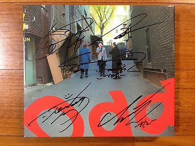 SHINee autographed Odd PROMO CD signed 4th Album View