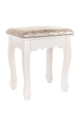 Children Kid Baby Wooden Stool Chair Seat Bath Bedroom Furniture Step In Box New