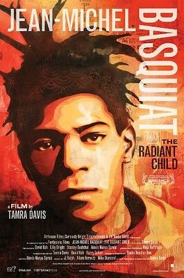 Jean-Michel Basquiat: The Radiant Child (2010, DVD NUEVO) (REGION 1)
