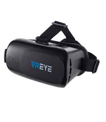 Virtual Reality Headset 3D VR Smart Phones Bluetooth Remote Glasses NEW