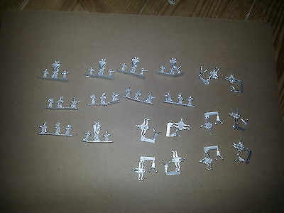 WARMASTER * HIGH ELF ARMY * Unpainted Specialist Games Collect West London #3