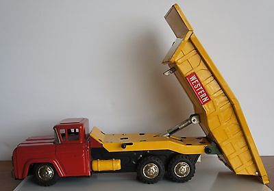 HS JAPAN - HUGE DUMP TRUCK FRICTION – Perfect condition – No box