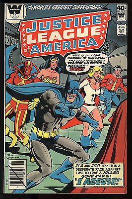 Justice League of America (1960) #172 Whitman Variant First Print JLA & JSA VF-