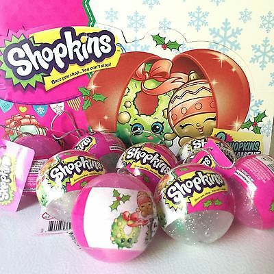 Shopkins Christmas Bauble 2016 Version, Limited Edition