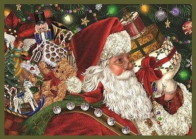 Ravensburger Brand 1000pc Puzzle - Santa Claus **Brand New in Shrink**