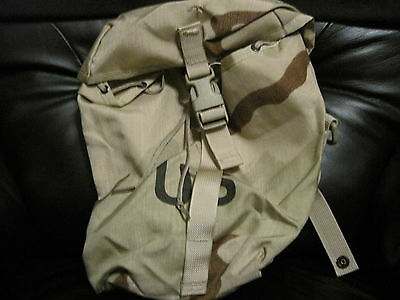 Desert Tan MOLLE II Sustainment Utility Pouch - New