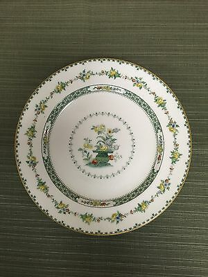 Royal Daulton Made For Davis Collamore & Co 6 Plates 6 Saucers 1 Cup 11 Pieces