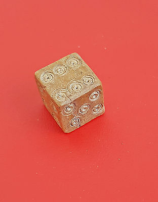P61: Superb  Ancient Roman Bone Dice c. 4th A.D.