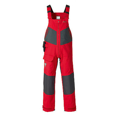 Musto BR2 Offshore Trousers - Red/Dark Grey