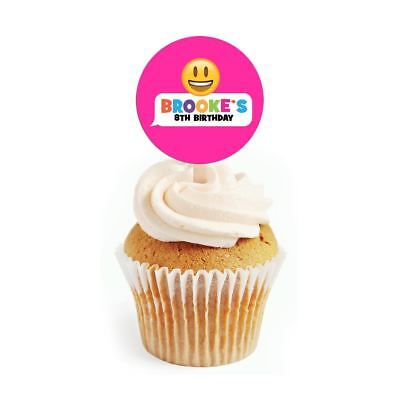 Roblox Birthday Cupcakes Roblox Cupcake Toppers Party Favor Rings 12ct Birthday Home Garden Cake Toppers Ayianapatriathlon Com