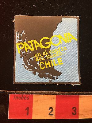 South America Patagonia Chile Patch 69Y1