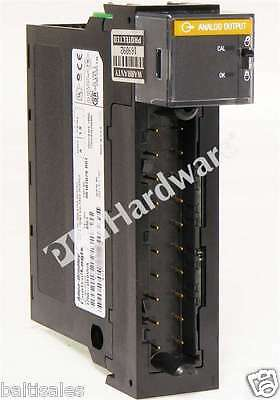 Allen Bradley 1756-OF6VI /A ControlLogix Isolated Analog Output Voltage Qty