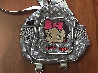 Betty Boop kids back pack