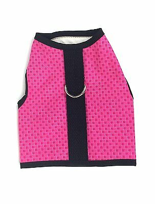 Kitty Holster Cat Harness, Union Pink (Small/Medium) - Net Pet Shops Exclusive