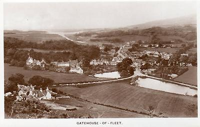 Gatehouse of Fleet unused RP pc M & L National