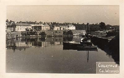 Courtown Co Wexford RP old pc used 1948 Crystal