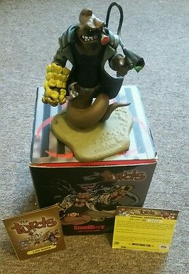 The turds special edition figurine - smellboy - rare